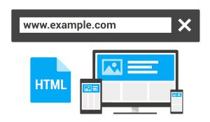 Web Design Responsivo como um dos tipos de website para dispositivos móveis