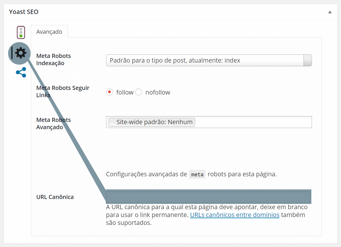 url-canonica-wordpress-metabox