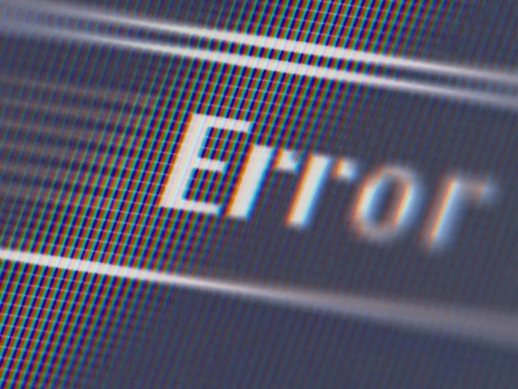 Erro interno do servidor aprenda o que causa e como corrigir