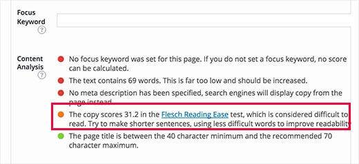 yoast-legibilidade-no-wordpress