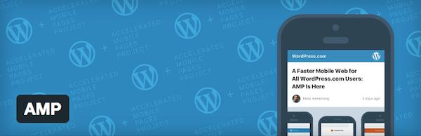 Plugin WordPress para implementar o AMP