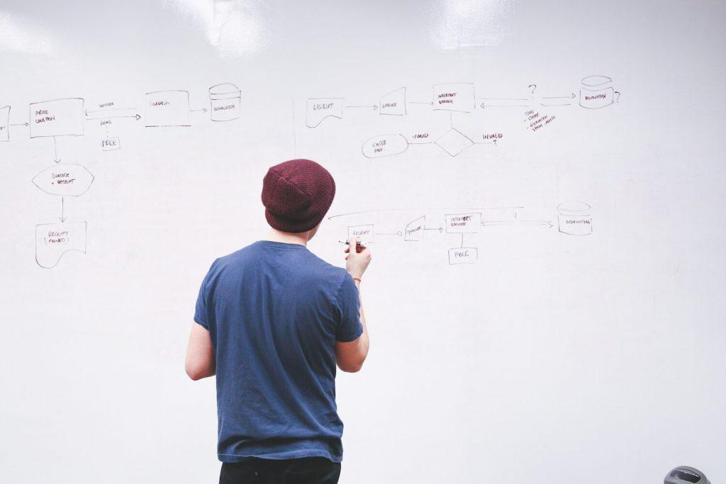 Pilar do desenvolvimento, um dos três pilares da performance em WordPress
