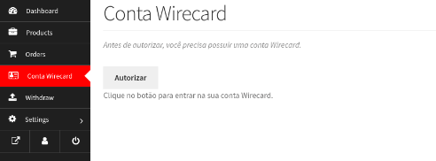 Configurar pagamento Wirecard com Dokan
