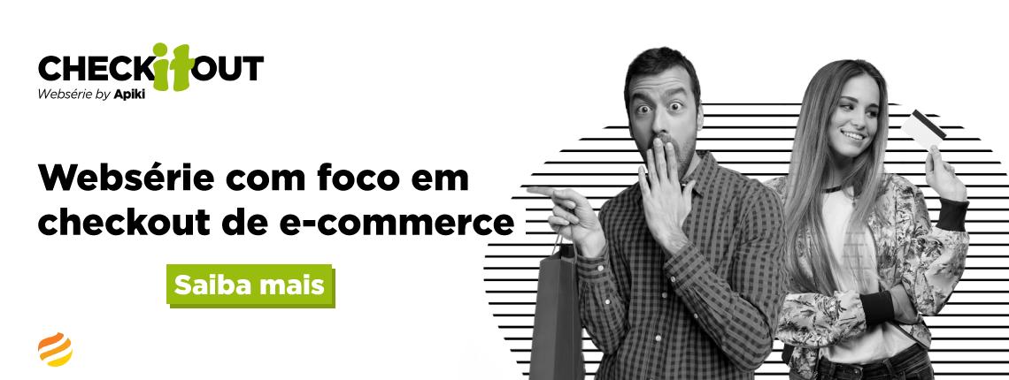 Websérie focado no checkout do WooCommerce